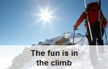 lyndonfarrington.co.uk - the fun is in the climb