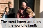 lyndonfarrington.co.uk most important thing is family